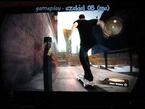 Skate 2 - Career - 01 Meet Slappy