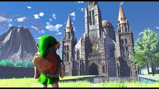 Unreal Engine 4 [4.22] Zelda Ocarina Of Time #Update4 2019