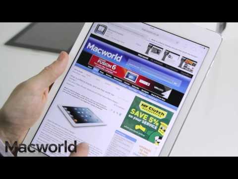 iPad Air review by Macworld UK