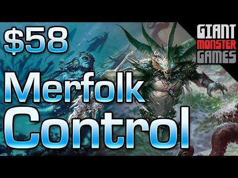Budget Modern Deck - Merfolk Control ($58)
