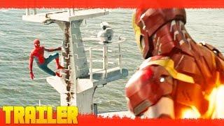 Spider-Man: Homecoming (2017) Nuevo Tráiler Oficial #3 Español
