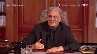 """Crozza De Luca """"L'acqua di Rimini è perfetta per fare i fanghi"""""""
