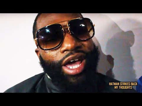 ADRIEN BRONER EXPOSES EDDIE HEARN!!! REJECTS 3 FIGHT DEAL!!!