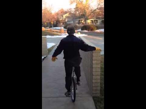 Unicycle: Day 4