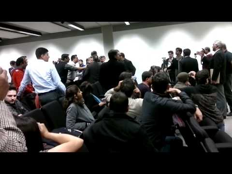 zulfiqar mirza lecture in oxford university pakistan society