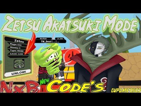 NRPG Beyond Zetsu Akatsuki Mode ShowCase Hide GUIs Dash Attack New