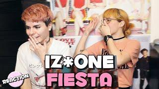 IZ*ONE (아이즈원) - FIESTA ★ MV REACTION