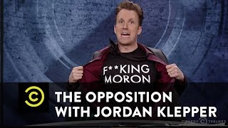 Grab Your Tickets and Join the Movement - The Opposition w/ Jordan Klepper