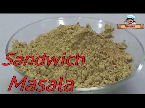 Sandwich Masala [Mumbai Roadside Recipe] / by Deepa Khurana
