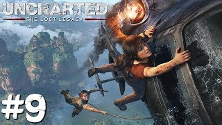CUIDADOOO CON EL HELICOPTERO!! | Uncharted: The Lost Legacy #9