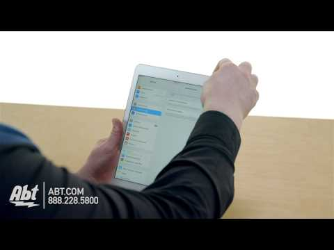 How To: Configure Your iPad Settings