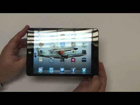 iPad Mini Wi-Fi + Cellular Verizon LTE: Unboxing, Setup and XGear