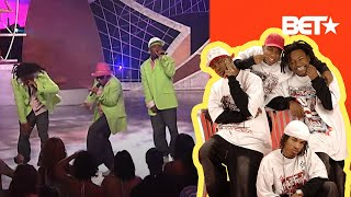 "Pretty Ricky Perform Their Hit ""Grind With Me"" On Soul Train (2005) 