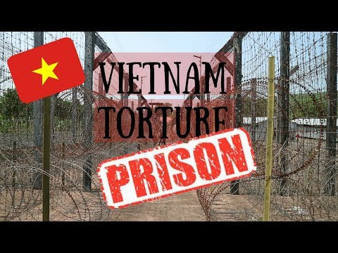 Coconut Tree Prison Museum Phu Quoc Island | Vietnamese Prison Reality | Vietnam Family Vlog #5