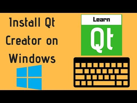 Install Qt Creator On Windows