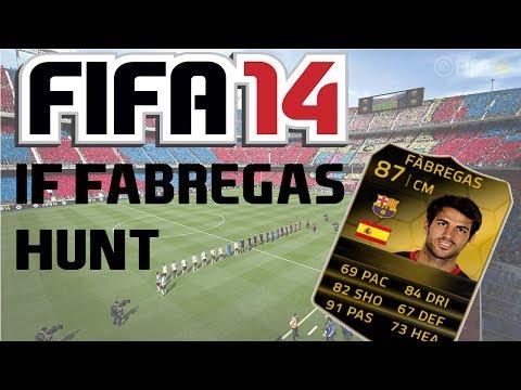 FIFA 14 Ultimate Team | IF Fabregas HUNT! | JUMBO PACKS!