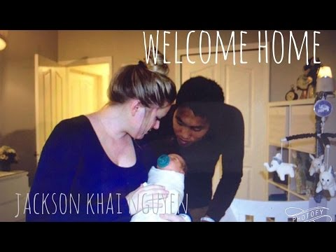 BRINGING BABY HOME FROM HOSPITAL! | Welcome Home- Nursery
