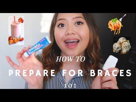How To Prepare: Getting Braces