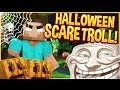 House Made Of Pumpkins Troll Minecraft Trolling 92 Minecraft