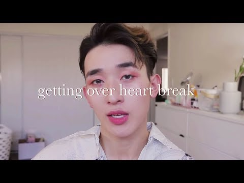 How to get over a BREAKUP | GRWM + life updates