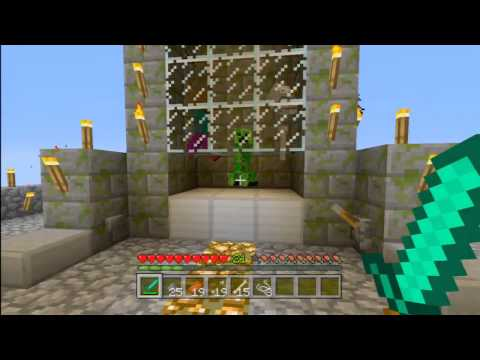 Minecraft XP Farm Xbox version. Gain XP Really Fast and Easy