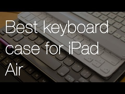 Best iPad Air keyboard case: Zagg vs. Logitech vs. Belkin!
