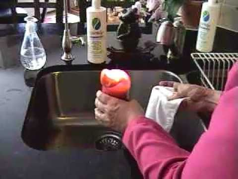 How to Remove Candle Wax from Fabric with Purely Cleanser