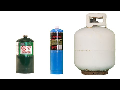 Propane Tank Disposal
