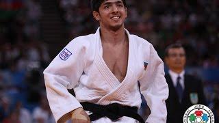 JUDO 2011 World Championships: Arsen Galstyan (RUS) - Ilgar Mushkiyev (AZE)