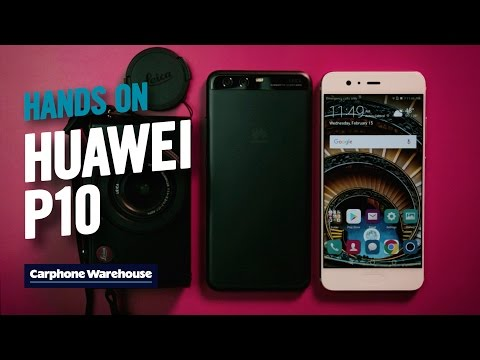 Huawei P10: Hands On