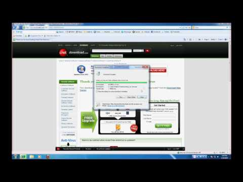 How to download and install Avast Free Antivirus