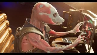 Guardians of the Galaxy Vol. 2 and the VFX behind the film - BBC Click