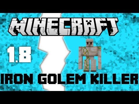 Iron Golem Killer [1.8]