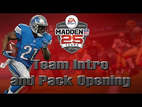 Madden 25 Ultimate Team | Intro + Opening Loyalty Packs