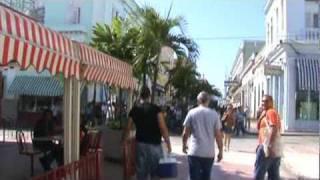 Boulevard De Cienfuegos, Cuba