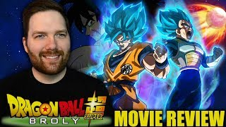Download Dragon Ball Super: Broly - Movie Review Video