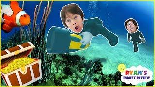 ROBLOX Scuba Diving at Quill Lake! Let