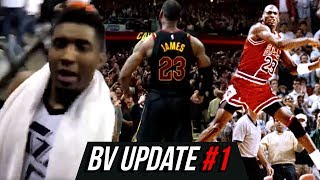 Donovan Mitchell Disses OKC Fan! LeBron James GAME WINNER Compared To MJ Shot On EHLO! BV UPDATE #1