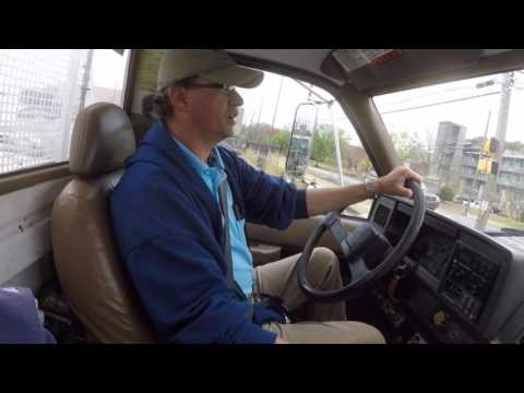 CDL Class A and B Road Test Training