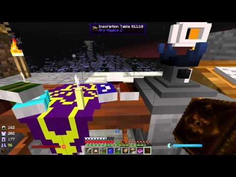 Mobius For Regent: Minecraft FTB Monster - Barrels of Ideas - M4R417
