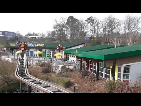 Sky Rider On Ride HD POV Legoland Windsor