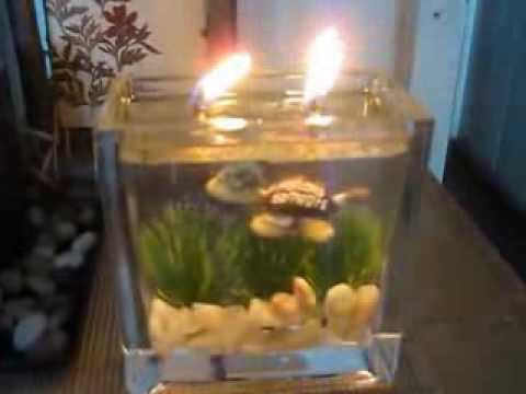 Oil and Water Floating Candle Kit