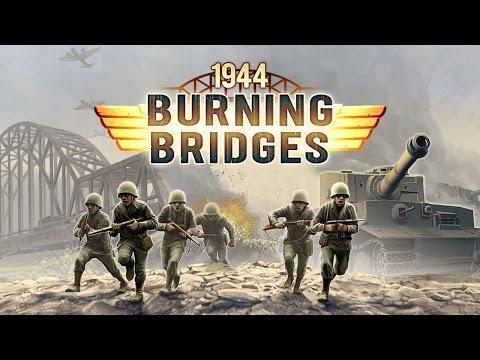 1944 Burning Bridges Gameplay IOS / Android