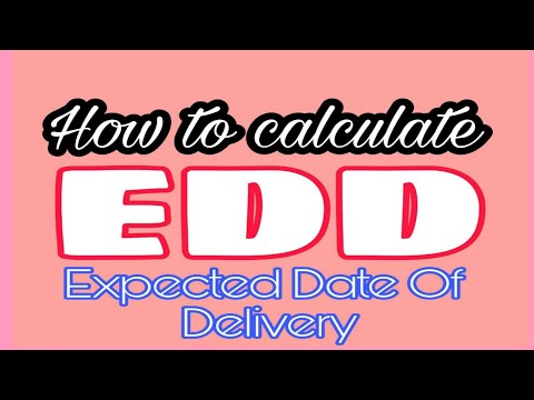 How I can know my delivery date ? Pregnancy Due Date Evaluation Method in Hindi.