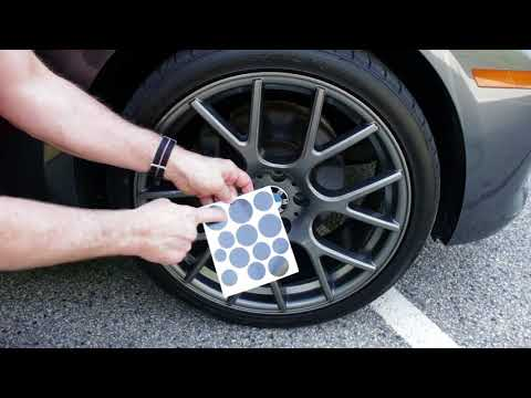Customizing BMW Emblems with Color-change Decal Kit