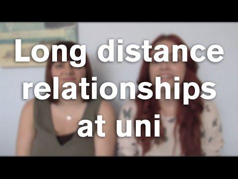 Vlog: Long distance relationships at uni