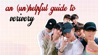 An unhelpful Guide To VERIVERY