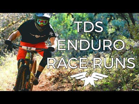 RACE RUN POV - TDS Enduro 2018