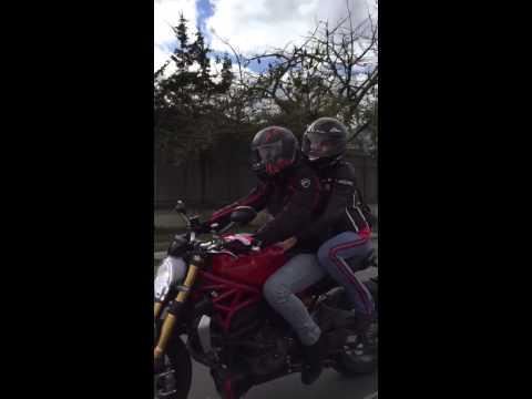 Ducati e iPhone 6
