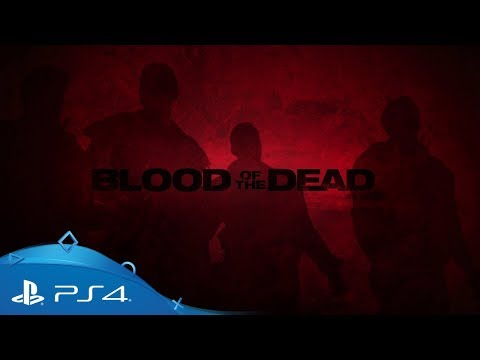 Call of Duty ®: Black Ops 4 Zombies | Blood of the Dead Teaser Trailer | PS4